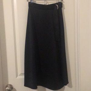 NWOT Midi Skirt